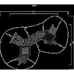 Комплекс-замок двухбашенный 1.12.2