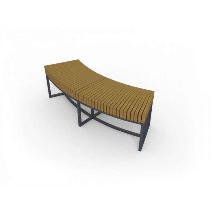 Скамья деревянная «Сектор 45» 4.3