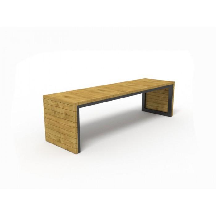 Скамейка из дерева   4.11